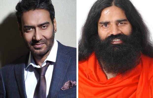 योग गुरु बाबा रामदेव पर बायोपिक बनायेंगे अजय देवगन !