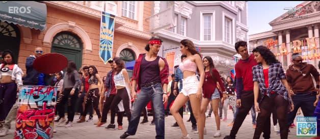 टाइगर श्रॉफ की फिल्म 'मुन्ना माइकल' का नया गाना आपको नाचने पर मजबूर कर देगा !