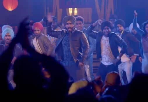 अर्जुन कपूर की फिल्म 'मुबारकां' का नया गाना 'जट्ट जैगुआर' सुना आपने?
