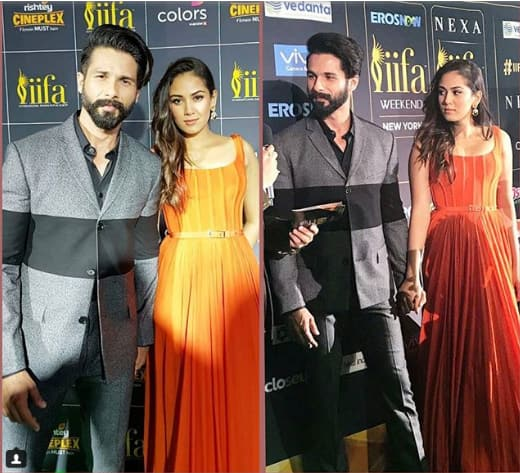 In Pictures: Bollywood Stars Dazzle On The Green Carpet At IIFA Awards 2017 Main Event