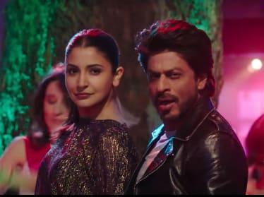 'जब हैरी मेट सजल' के नए गाने पर कुछ इस अंदाज़ में थिरक रहे हैं अनुष्का और शाहरुख़ खान !