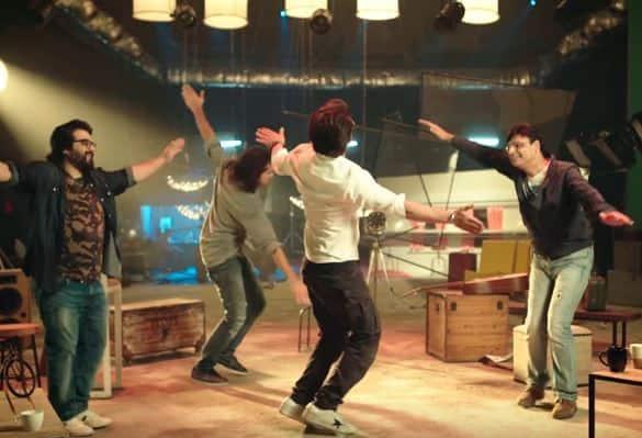 फिल्म 'जब हैरी मेट सेजल' का नया गाना 'सफर' सुनकर आपकी ख़ुशी रोके नहीं रूकेगी !