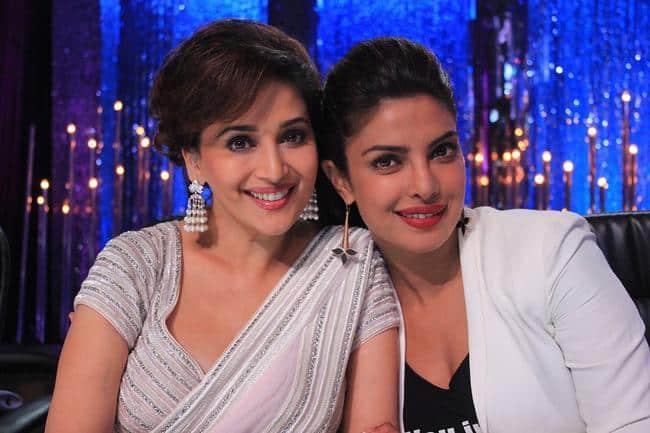 इस हॉलीवुड प्रोजेक्ट में साथ आ रही हैं माधुरी दीक्षित और प्रियंका चोपड़ा !