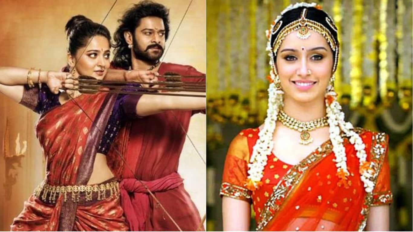 'बाहुबली' की देवसेना को इस फिल्म में रिप्लेस कर रही हैं श्रद्धा कपूर !