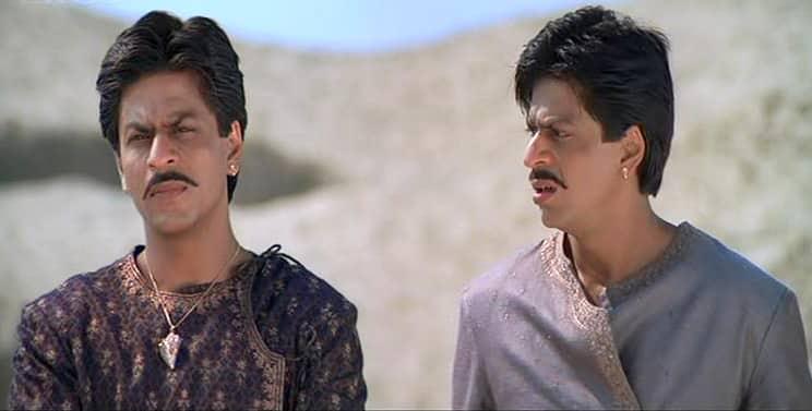 ये फ़िल्में सबूत हैं कि शाहरुख़ खान ही हैं डबल रोल निभाने के असली किंग !