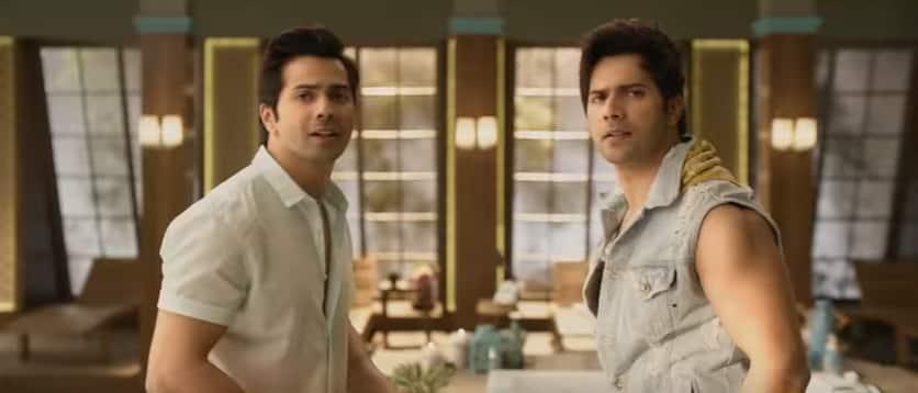 धांसू है वरुण धवन की फिल्म 'जुड़वाँ 2 का ट्रेलर !
