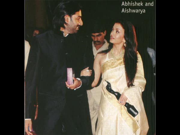 15 Real Life Bollywood Couples Who Have Won Filmfare Awards