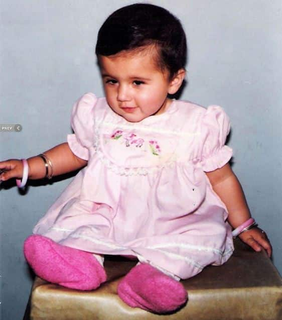 These Childhood Pictures Of Taapsee Pannu Are Too Adorable To Be Missed