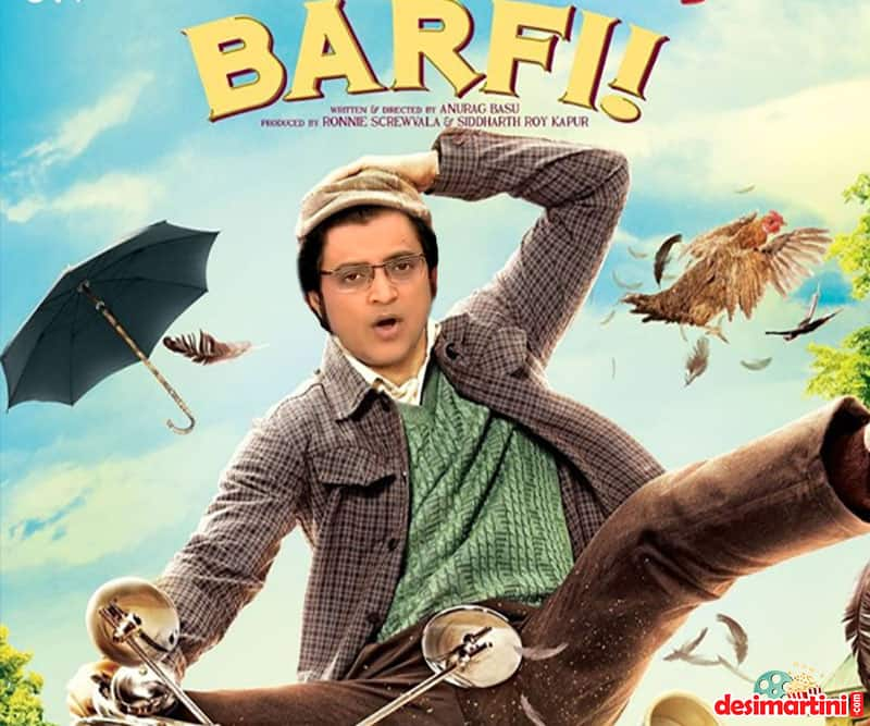 11 Bollywood Films In Which Arnab Goswami Could Have Made His Acting Debut!
