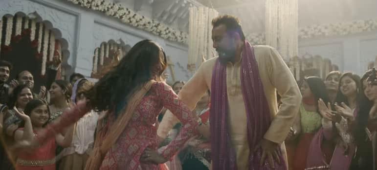 जबरदस्त है संजय दत्त की कमबैक फिल्म 'भूमि' का ट्रेलर !