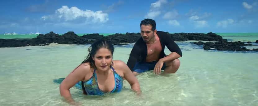 फिल्म 'अक्सर 2' के ट्रेलर में इन टीवी एक्टर्स के साथ सभी हदें पार करती दिख रही हैं ज़रीन खान !