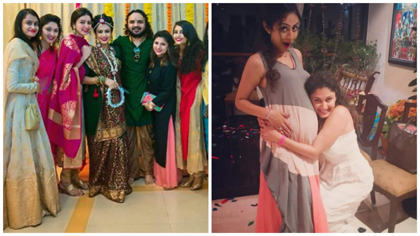 TV Actresses And Their Baby Shower Pictures!