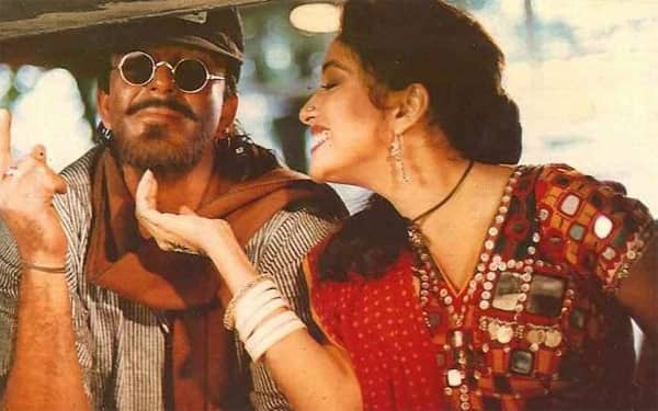 ...जब संजय दत्त को आई माधुरी की याद !