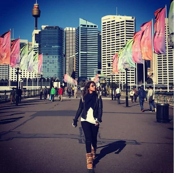 Parineeti Chopra's Getaway Will Certainly Make You Check The Air Fare To The  Land Down Under