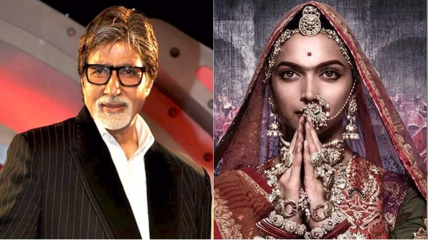 'पद्मावती' के क्लैश से बचने के लिए अमिताभ बच्चन को शिफ्ट करनी पड़ी '102 नॉट आउट की रिलीज़ डेट!