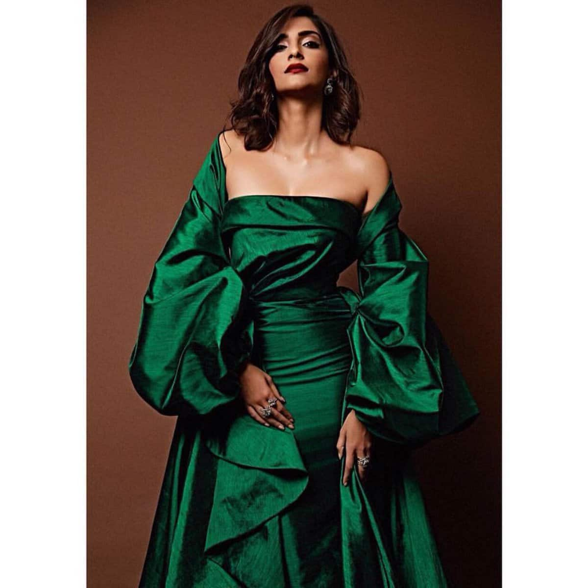 Sonam Kapoor is Vogue's Fashion Icon of the Year !