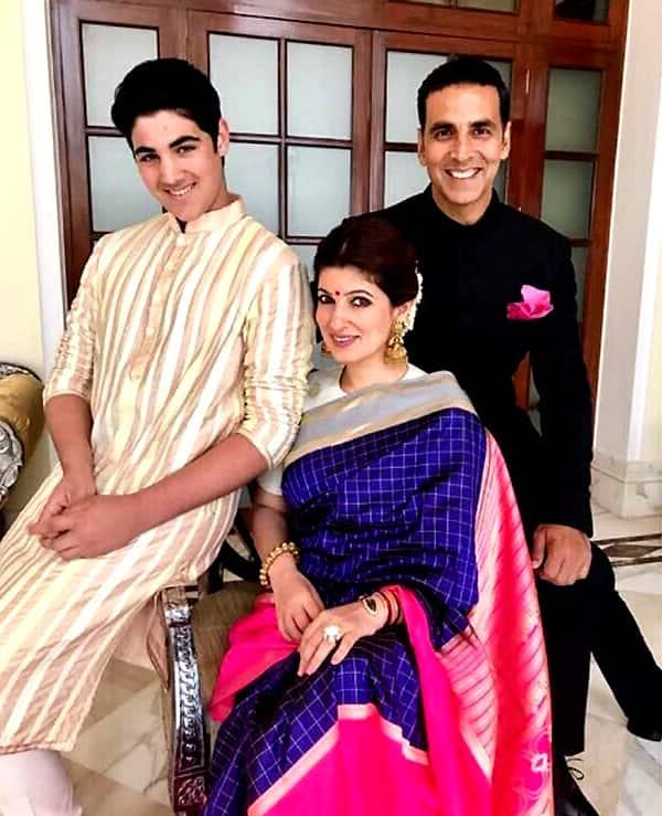 तस्वीरें : फ़िल्मी दुनिया से बाहर कुछ इस तरह परिवार के साथ समय बिताते हैं अक्षय कुमार !