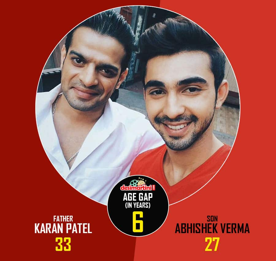 14 Father Son Duos From Indian TV Shows And Their Shocking Real Life Age Gaps