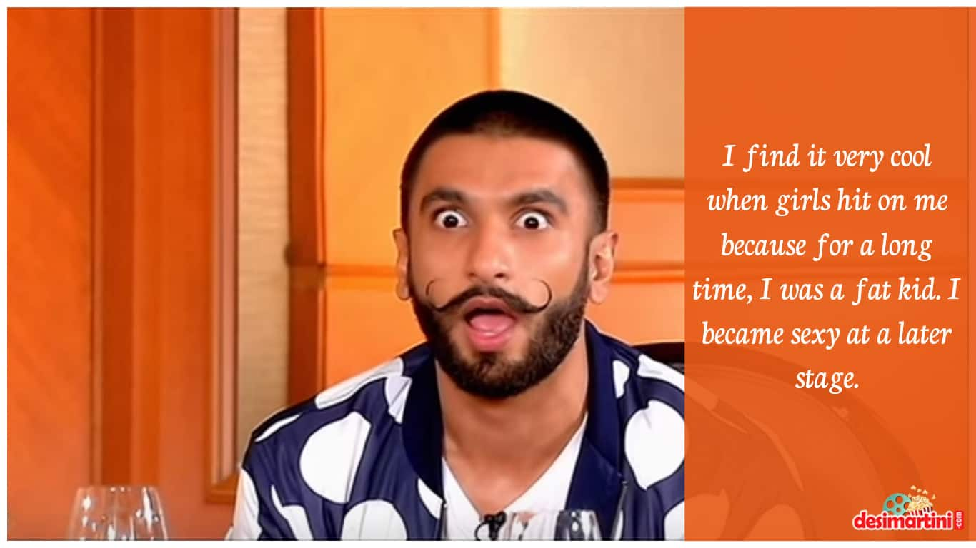 Love Guru Quotes New 16 Quotes From The New Age Love Guru Ranveer Singh  Guyana News