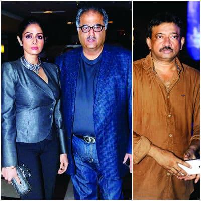 राम गोपाल वर्मा नहीं कर सकते अपनी क्रश श्रीदेवी के लिए बोनी कपूर को माफ़