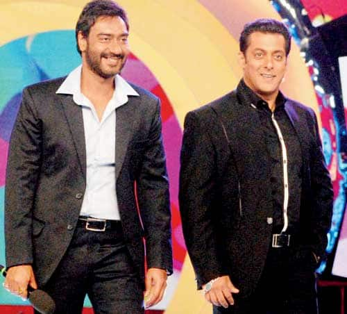 अजय देवगन: 'सलमान से साथ काम करने की उम्मीद है'