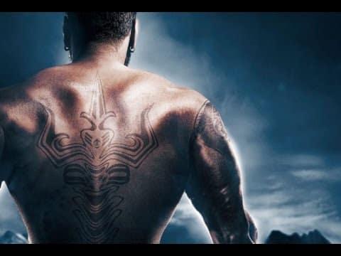 This is how Ajay Devgn Shivaay got leaked  |Ajay Devgan Shiva Tattoo Designs