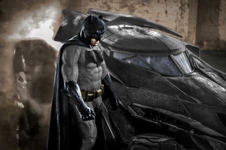 'बैटमैन vs सुपरमैन' के कॉस्टयूम डिजाइनर ने दी बैटमैन के नए रूप की एक झलक