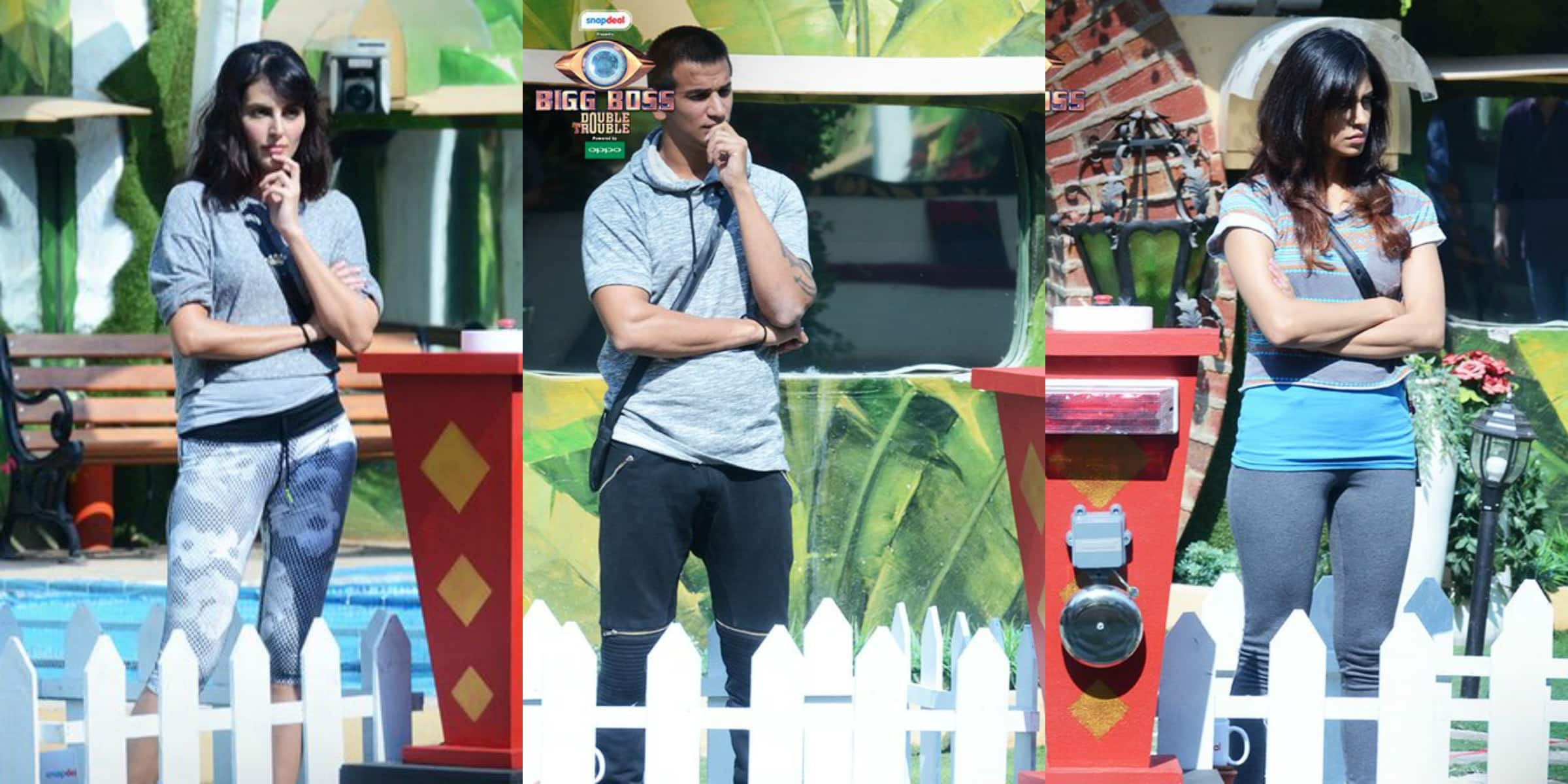 Bigg Boss 9: It's Prince vs Kishwer Now!