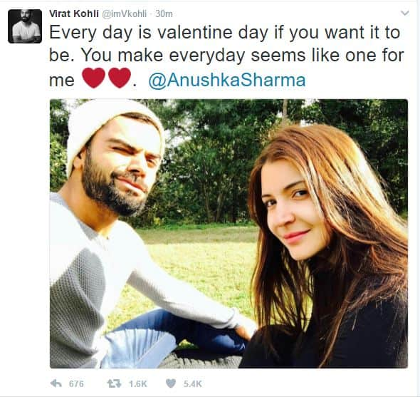 Every Day is Valentine's Day With Anushka