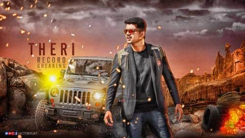 Theri's Sequel Is Touted To Be A Political Entertainer