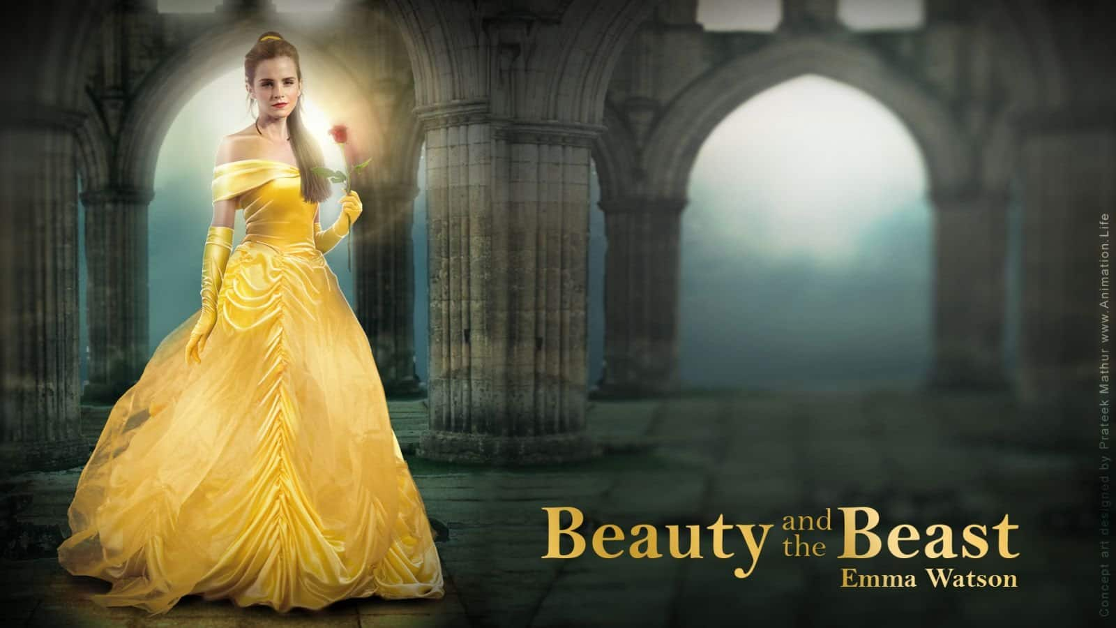 Emma Watson resurfaces from Hollywood hiatus for Beauty and the Beast