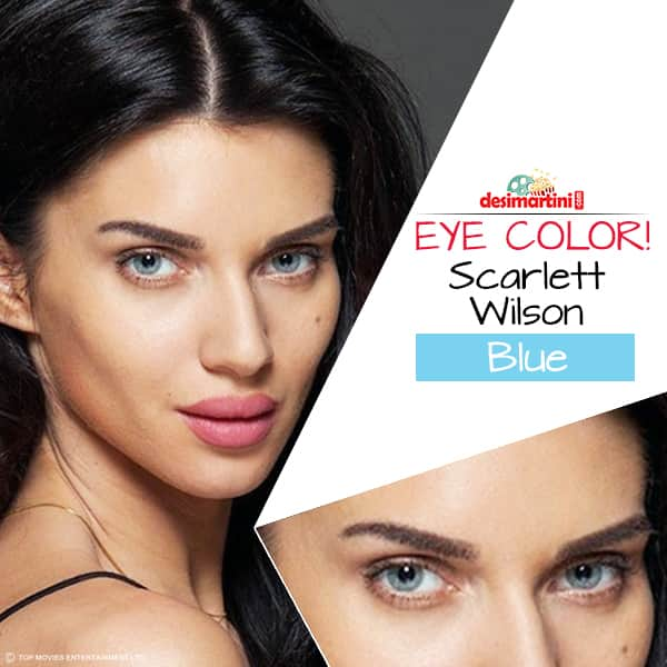 Did You Know The Real Eye Colour Of Your Favourite ...