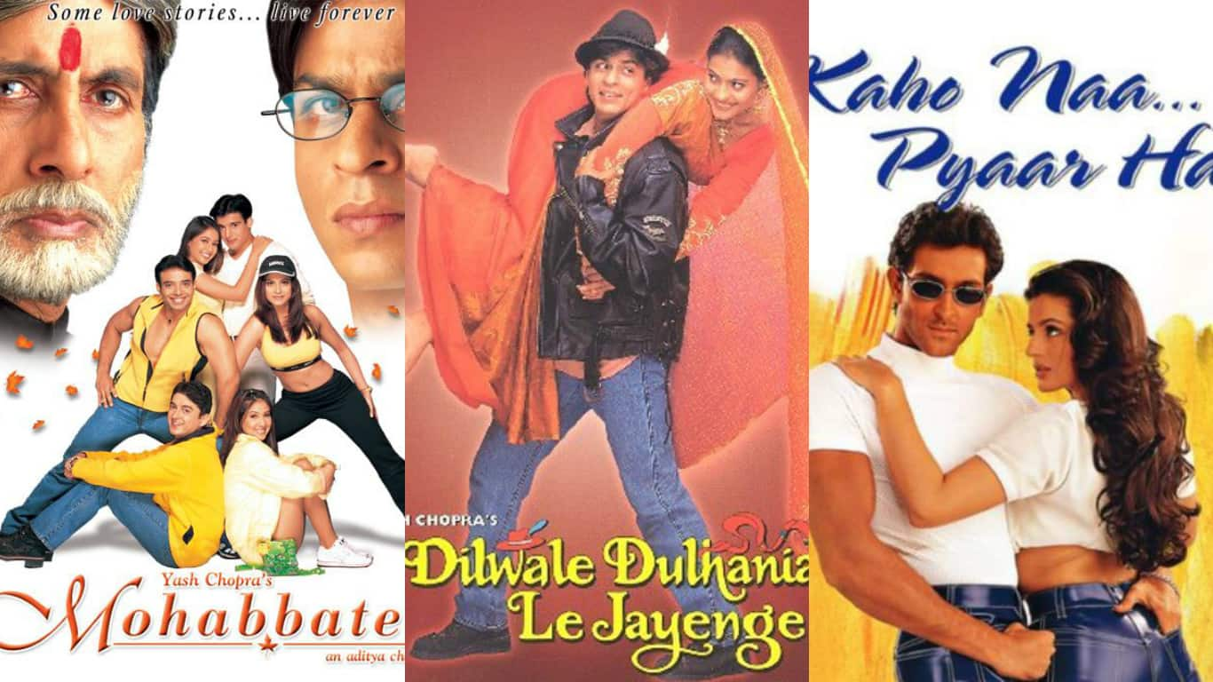 10 Bollywood Films That Had The Longest Run At The Theaters!