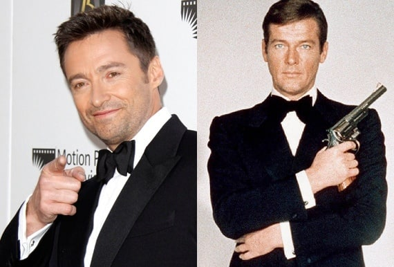 ह्यूग जैकमैन होंगे अगले 007?