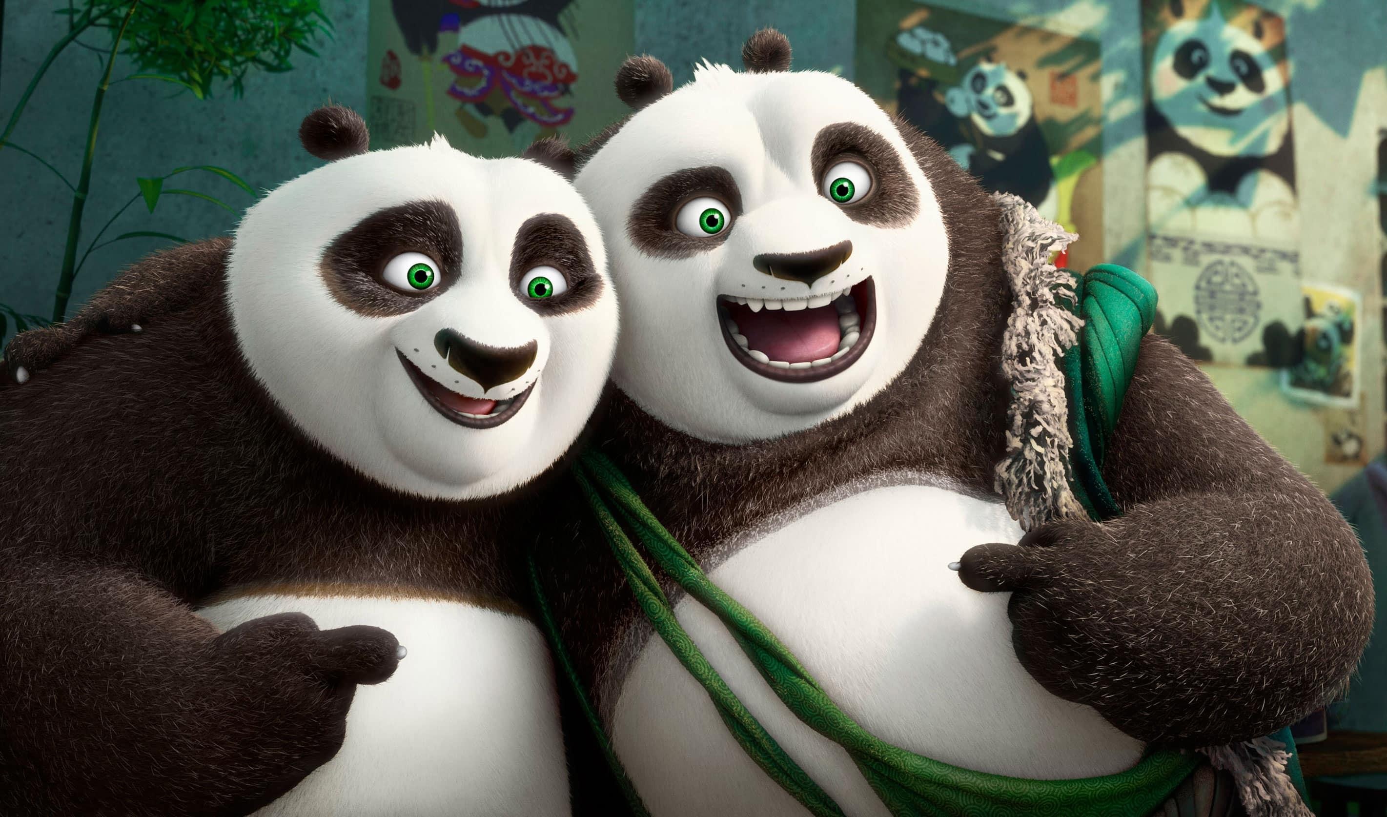 'कुंग फू पांडा 3' को मिला एक नया ट्रेलर