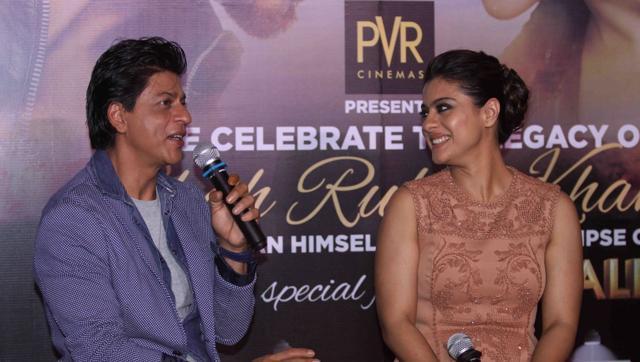 शाहरुख खान ने 'दिलवाले' का बहिष्कार करने की मनसे की अपील के बारे में की बात