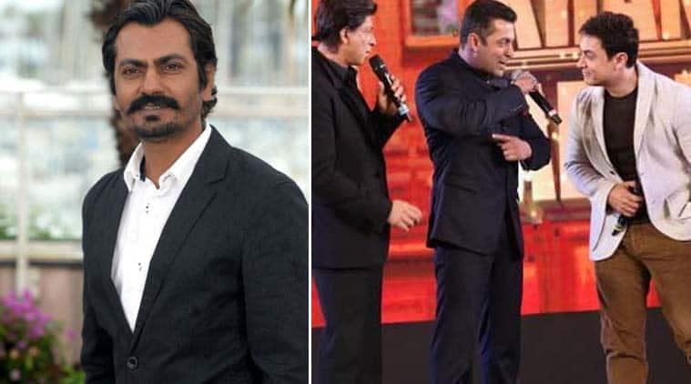 नवाज़ुद्दीन सिद्दीक़ी: खान तिकड़ी मुझे इंस्पायर करती है