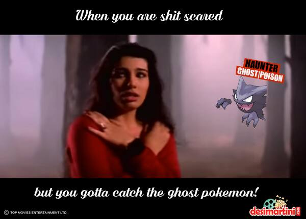 If Pokemon Starred In Bollywood Movies!