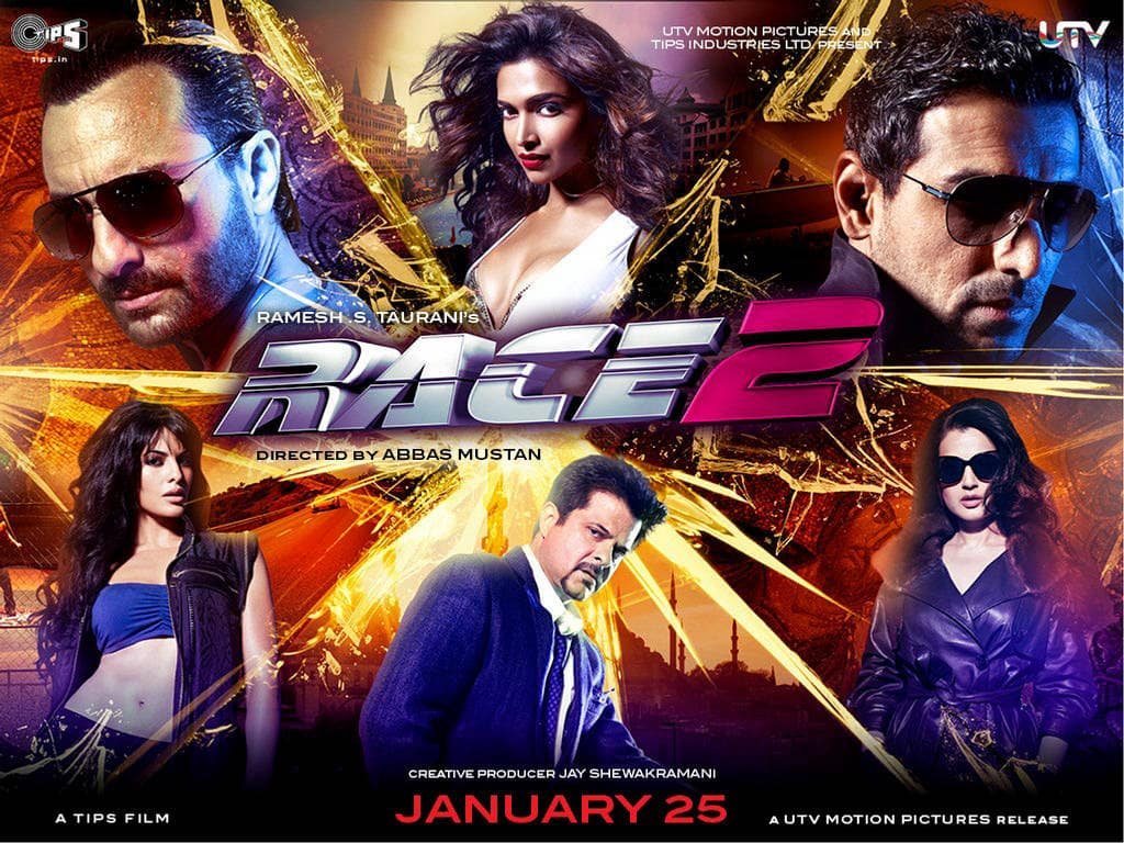race 2 full movie hindi free download dvdrip - upcrise