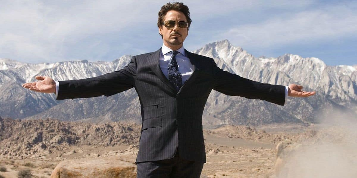 Robert downey jr is up for another iron man film desimartini
