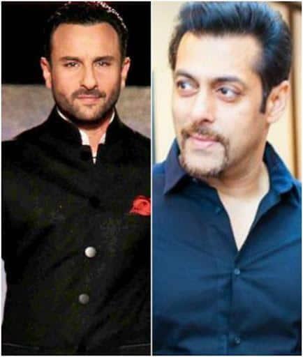 सैफ अली खान ने सलमान खान से उनके मतभेदों के बारे में किया खुलासा