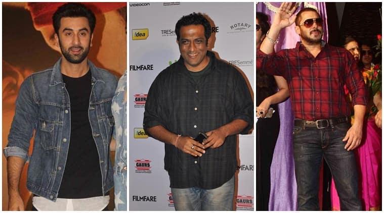 रणबीर सलमान की तरह नहीं जो हर फिल्म में एक ही चीज़ करें: अनुराग बासु