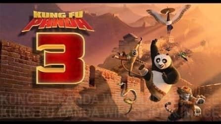 ड्रीम वर्क्स ने किया कुंग फु पांडा-3 का पहला ट्रेलर आउट