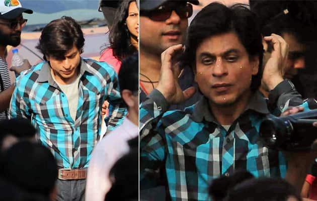 शाहरुख़ खान की फैन में कोई नाच गाना नहीं