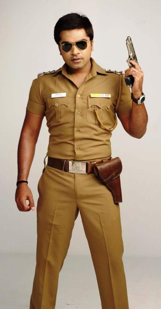 Silambarasan To Play Cop In 'Achcham Yenbadhu Madamaiyada ...