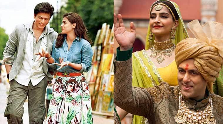 सलमान की फिल्म 'प्रेम रतन धन पायो' के साथ होगा शाहरुख़ की फिल्म 'दिलवाले' का ट्रेलर रिलीज़