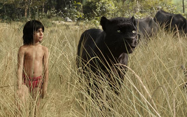 'द जंगल बुक' का लाइव पोस्टर रिलीज़