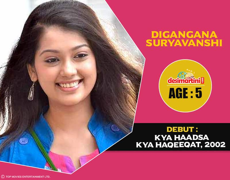 10 Popular TV Actresses Who Made Their Debut At A Really Young Age!