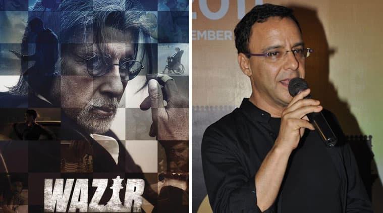 फ़िल्म 'वज़ीर' को हॉलीवुड में डायरेक्ट करना चाहते थे विधु विनोद चोपड़ा