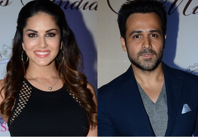 Couldn't Contain My Excitement When I Got To Know: Emraan Hashmi On Acting With Sunny Leone